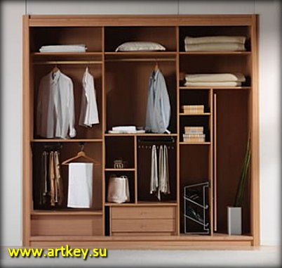 Изготовление мебели для гардеробной комнаты на заказ в Петербурге и Ленинградской области