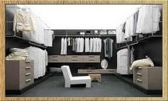 Производство гардеробных комнат на заказ в Петербурге и Ленинградской области