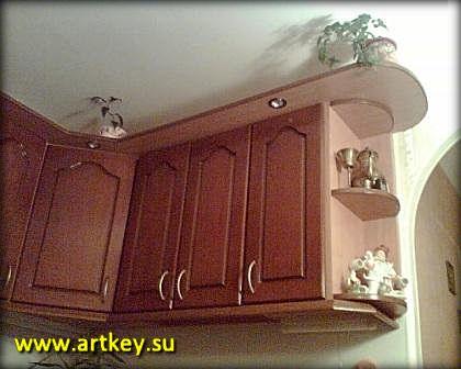 Производство маленькой кухонной мебели на заказ в Петербурге и Ленинградской области