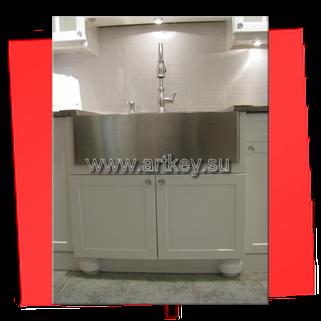 Производство кухонной мебели на заказ в Петербурге и Ленинградской области