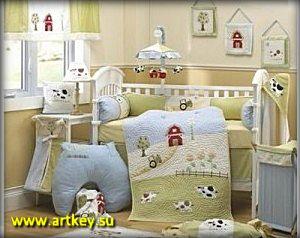 Изготовление мебели в детскую комнату на заказ в СПб