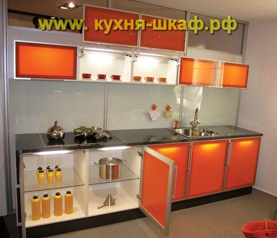 Основных направления в дизайне кухни