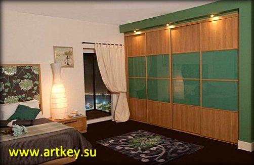 Шкафы-купе для гостиниц, мини гостиниц