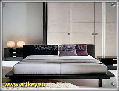 установка мебели для спальни