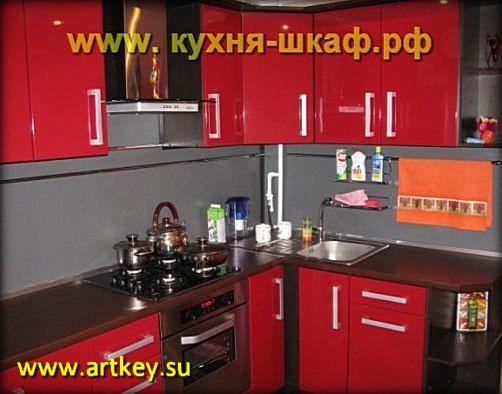 Производство кухонной мебели под Ваш интерьер на заказ в СПб